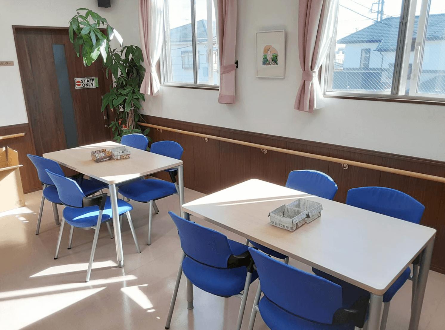 住宅型有料老人ホーム ワルツ施設写真